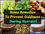 Navratri Special Fifteen Home Remedies To Prevent Giddiness