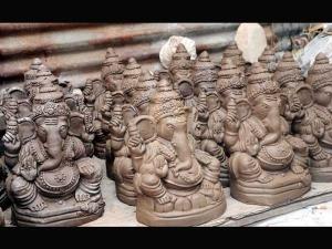 Importance Of Using Eco Frinedly Ganesh Idols