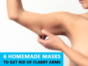 Six Homemade Masks To Get Rid Of Flabby Arms