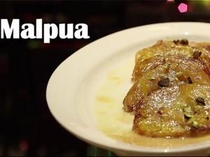 Famous Malpua Bengali Sweet Recipe Video