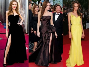 Angelina Jolie Red Carpet Looks The Hottest Ones