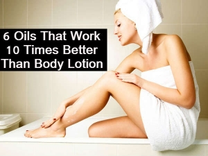 Six Oils That Work Ten Times Better Than Body Lotion