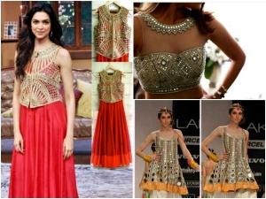 Mirrorwork Dresses To Rock This Navratri Take A Look