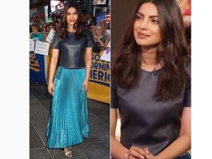 Priyanka Chopra In New York Her Latest Looks