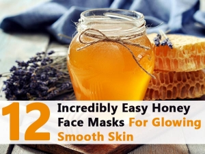 Twelve Incredibly Easy Honey Face Masks For Glowing Smooth Skin