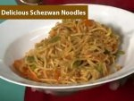 Delicious Schezwan Noodles Recipe