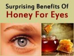 Eight Surprising Benefits Of Honey For Your Eyes