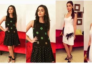 Alia Bhatt Dear Zindagi Promotions Take A Look