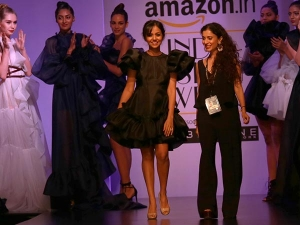 Gauri Nainika Collection Amazon India Fashion Week