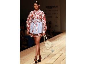 Hemant Nandita Collection Amazon India Fashion Week