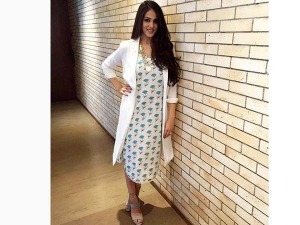 Genelia Dsouza In Nicobar Post Delivery