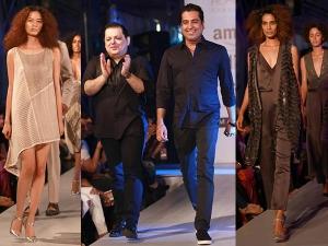 Rohit Gandhi Rahul Khanna Collection Amazon India Fashion Week