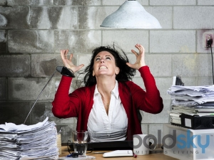 High Stressed Jobs Can Lead To Early Grave