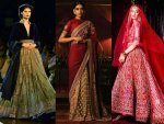Wedding Trends 2016 Bridal Lehengas Sarees Gowns