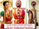 South Indian Bridal Hairstyles We Are Totally Drooling After