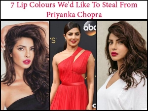 Lip Colours Wed Like To Steal From Priyanka Chopra