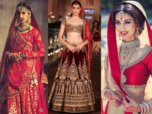 Bridal Blouse Patterns To Nail Winter Wedding