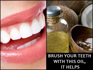 Start Brushing Your Teeth With This Oil