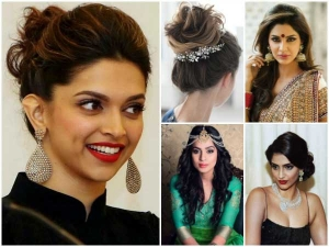 Hairstyles For Every Bridal Event Take A Look