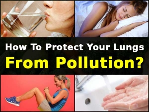 How To Protect Your Lungs From Pollution