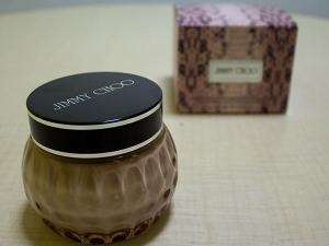 Product Of The Day Jimmy Choo Glittering Perfumed Body Cream Review