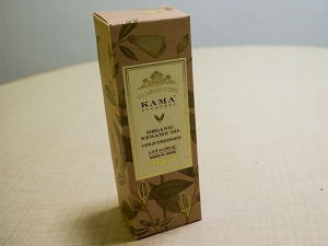 Product Of The Day Kama Ayurveda Organic Sesame Oil Review