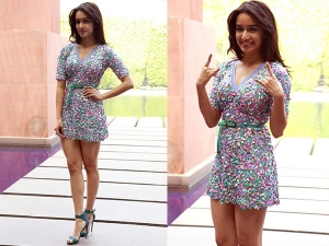 Shraddha Kapoor Rock On 2 Promotions In Papa Dont Preach