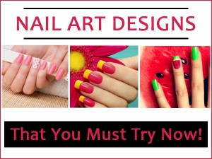 Nail Art Designs To Try Now