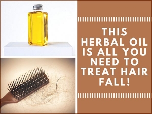 This Herbal Oil Is All You Need To Treat Hair Fall