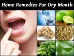Home Remedies To Treat Dry Mouth Fast Fennel Lemon Aloevera