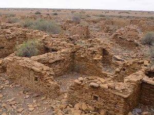 An Abandoned Village Near Jaisalmer: Kuldhara