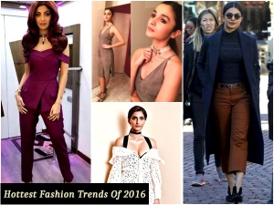 Biggest Fashion Trends In