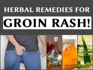 Herbal Remedies For Groin Rash
