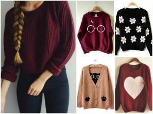 Cutest Sweater Trends In