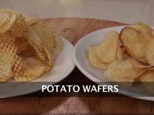 Potato Wafers Http Videos Boldsky Com Watch