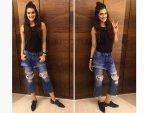 Kriti Sanon Copies Gigi Hadid And Fails Massively