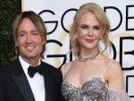 Nicole Kidman At Golden Globe Awards