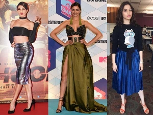 Bollywood Divas Who Wore Metallic Trend In Style