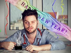 Avoid Hangover After New Years Day Party