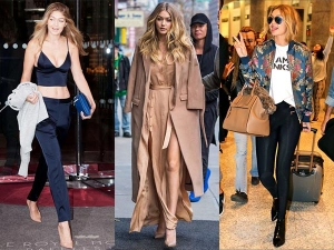 Gigi Hadid Street Style That We Love To Flaunt