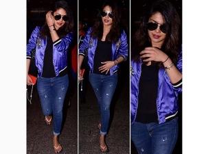 Priyanka Chopra Airport Lookbook Post Her Goa Celebration