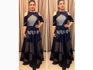 Raveena Tandon Wearing Manish Malhotra Outfit Looked Gorgeous