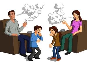 Can Passive Marijuana Smoking Affect Children