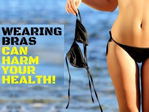 Why Bras Are Harmful For Health