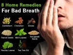 Home Remedies To Get Rid Of Bad Breath