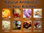 Natural Antibiotics You Can Find In Your Kitchen