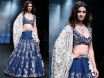 Disha Patani Walks For Jayanti Reddy Lakme Fashion Week