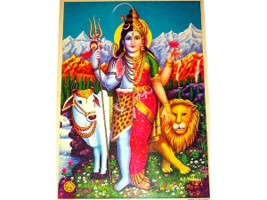 The Various Forms Of Lord Shiva