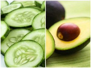 Health Benefits Of Avocado And Cucumber