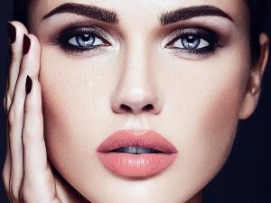 Find The Perfect Shade Blush Each Lip Shade